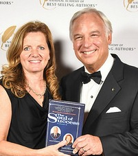 Shirley et Jack Canfield, Hollywood, Sept. 2015