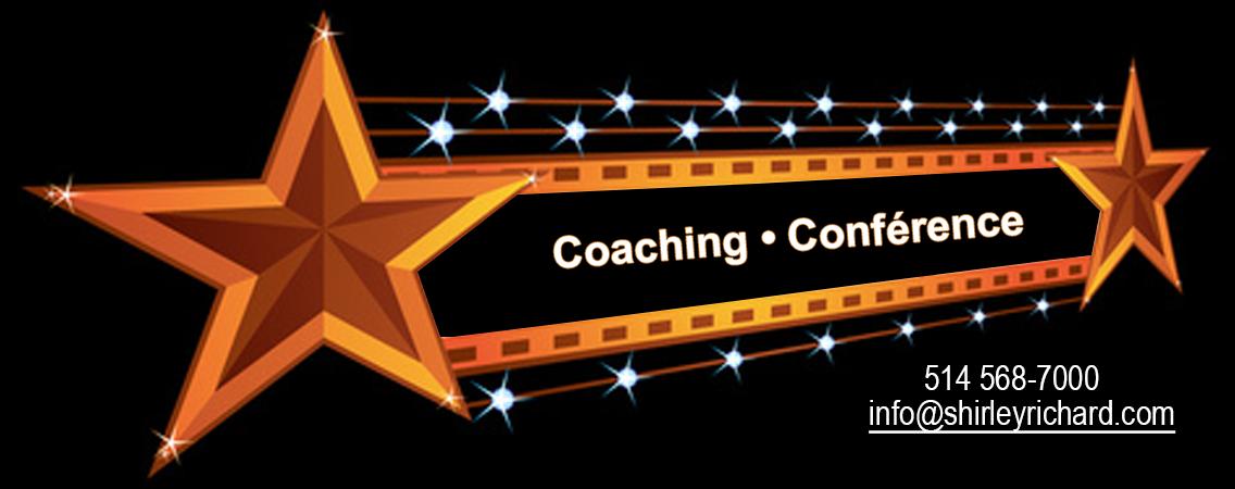 Coaching et conférence